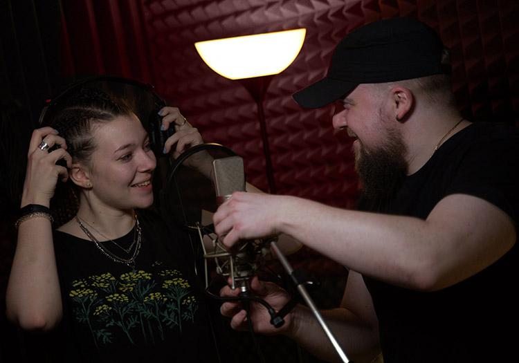 Запись песни под ключ в студии звукозаписи KSP Москва