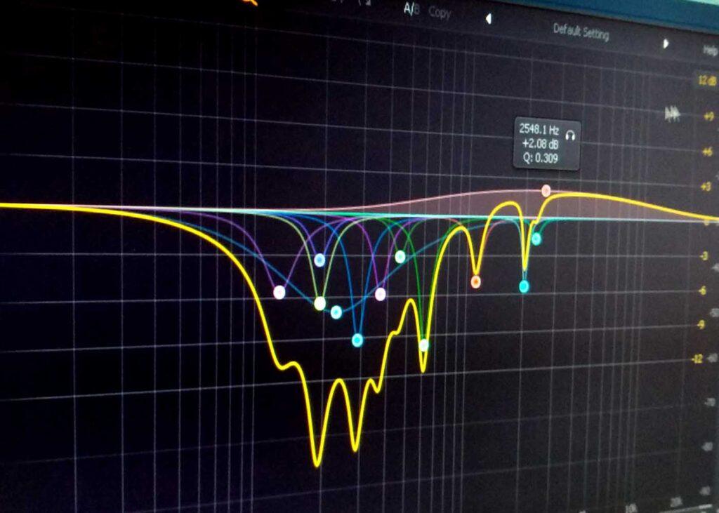 мастеринг в студии звукозаписи